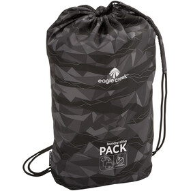 Eagle Creek Pack-It Active Sac à linge à bandoulière, geo scape black